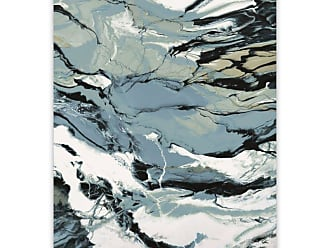 Gallery Direct Lunar Currents Acrylic Wall Art - 98157AC000