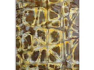 Omax Decor OMAX Decor Crossed Paths Original Oil Painting On Canvas - M 3165