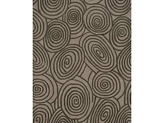Noble House Beverly BEV350 Indoor Area Rug Dark Gray, Size: 8 x 11 ft. - BEV3503811
