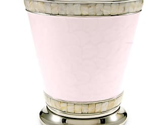 Julia Knight Classic Trash Basket - Pink Ice