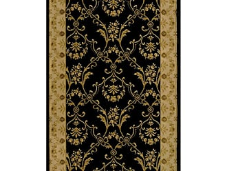 Rivington Rugs Rivington Rug Industry Runner - Caviar - INDUR-23173-2 FT. 2 IN. X 10 FT