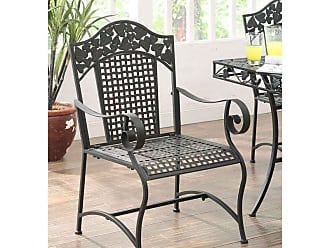 4D Concepts Ivy League Dining Chairs - Set of 2 - 120229