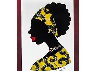Novica Mansah in Yellow