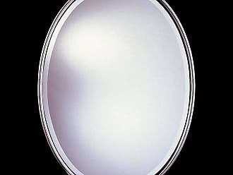 Feiss MR1044PN New London Mirror in Polished Nickel finish