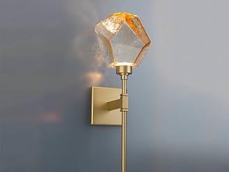 Hammerton Studio IDB0039-08-A-L1 Gem Single Light 19 Tall LED Wall