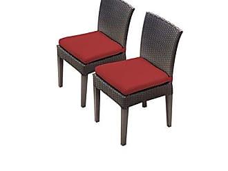 TK Classics BARBADOS-TKC090b-ADC-C-TERRACOTTA Barbados Outdoor Patio Furniture, Terracotta