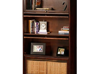 Eagle Furniture Coastal Customizable 4-Door Lawyer Bookcase - 5234PLCR
