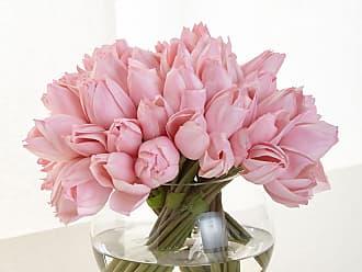 John-Richard Pink Tulip Faux Floral