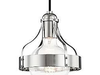 Mitzi by Hudson Valley Lighting Violet 8.75-In. Pendant