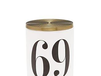 L'OBJET Lobjet - Oh Mon Dieu! No.69 Scented Candle - White Black
