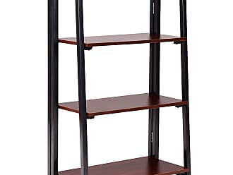 Costway 3 Tier Multifunctional Plant Flower Display Stand Ladder Shelf