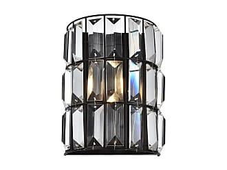 Elegant Lighting LD5002W8 Blair Single Light 9-13/16 Tall Wall Sconce