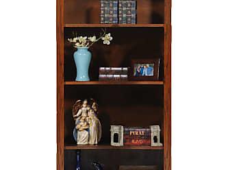 American Heartland Oak Wood Standard Bookcase, Size: 36 in. - 93336LT
