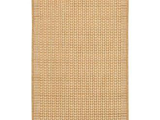 Liora Manne Terrace Texture Indoor/Outdoor Area Rug Orange - TERR8176227