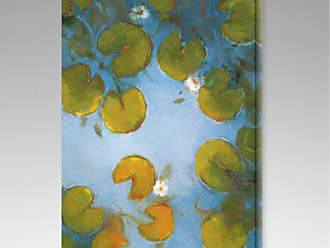 Gallery Direct Blue Pool I Indoor/Outdoor Canvas Print by Kim Coulter - NE37394