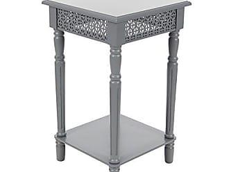 Urban Designs 7718106 Table, Grey