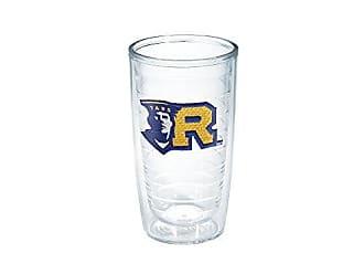 Trevis Tervis Rollins College Tars Emblem Individual Tumbler, 16 oz, Clear