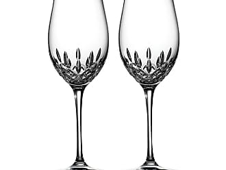 Waterford Lismore Essence White Wine Glasses - Set of 2