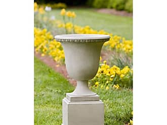 Campania International Williamsburg Egg and Dart Urn with Classic Pedestal