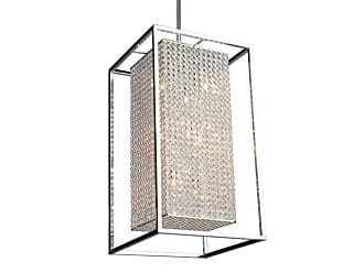 Artcraft Lighting AC10320 Vega 10 Light Crystal Mini Chandelier - 16