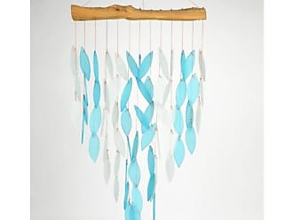 Gift Essentials Blue Waterfall Wind Chime