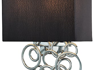 George Kovacs P400-3-077 2 Light Wall Sconce in Chrome finish