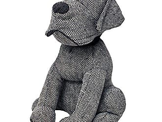 One Size Multicolored Riva Home Pug Doorstop