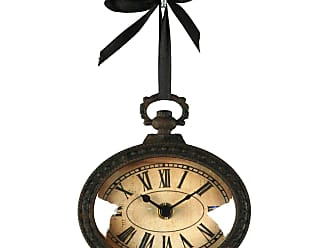Zentique 5.75 in. Iron Wall Clock - PC019