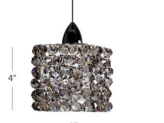 WAC Lighting QP-LED539 Mini Haven 4 Wide LED Pendant - Canopy or