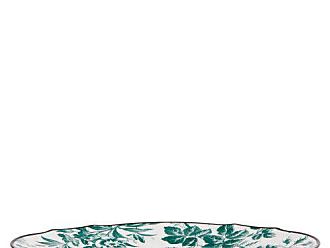 Gucci Herbarium Porcelain Serving Platter - Womens - Green Multi