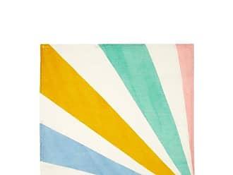 Summerill & Bishop Le Cirque Set Of Four Linen Napkins - Multi