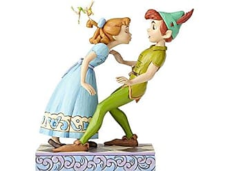 Enesco Jim Shore Disney Traditions by Enesco Peter Pan, Wendy and Tinker Bell 4059725