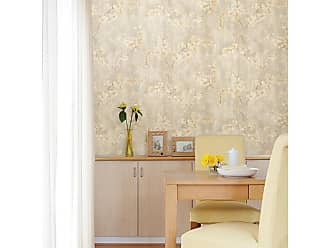 Brewster Home Fashions Chapman Cherry Blossom Trail Wallpaper Beige - 347-20103
