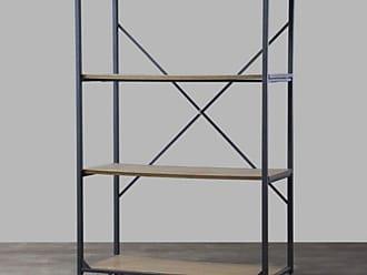 Baxton Studio Caribou Bookcase - YLX-0009-BC