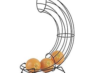 PT3359BK Porte-fruits distributeur /à oranges Wired M/étal Noir mat H44 x 11 x 32 cm pt