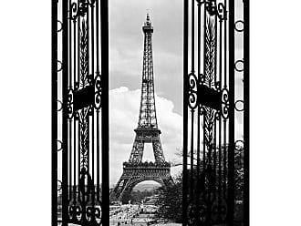 Ideal Decor Ideal décor La Tour Eiffel 1990 Wall Mural - DM644