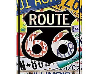 Signs 4 Fun SPSR6HM 66 Historic Missouri Small Parking Sign