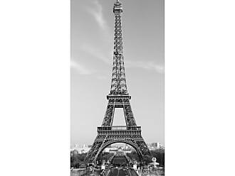 Ideal Decor La Tour Eiffel Tall Wall Mural - DM530
