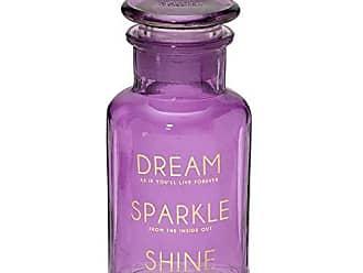 Espressione Potiche de Vidro 14cm Dream Sparkle Shine