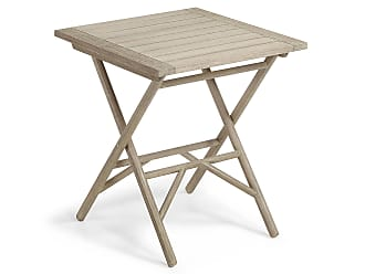 Table de jardin//table pliante Tonga Acacia 60x60cm