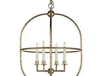 Visual Comfort Desmond Open Oval Chandelier