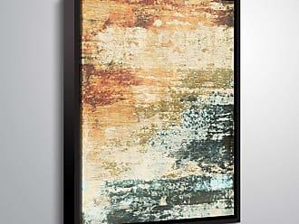 Brushstone Musk by Scott Medwetz Framed Canvas - 0MED864A0810F