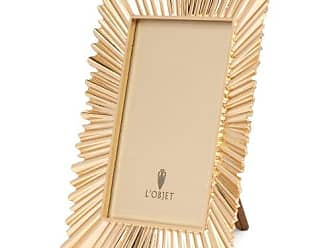 L'OBJET Lobjet - Ray 24kt Gold Plated Frame - Gold
