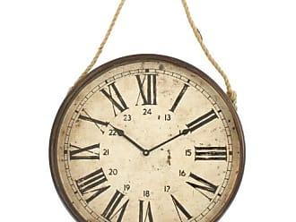Zentique 30 in. Bale Wall Clock