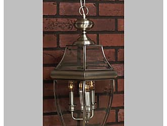Quoizel Newbury 16 Outdoor Hanging Lantern in Pewter