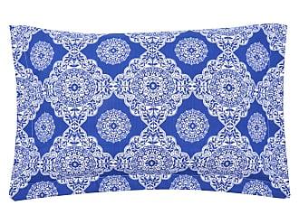 Santista Porta Travesseiro Santista Piquet Azul