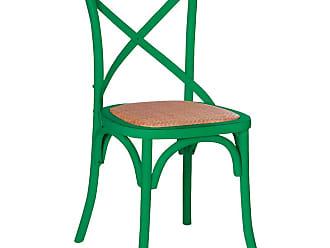 Rivatti Cadeira Katrina Rústica Verde