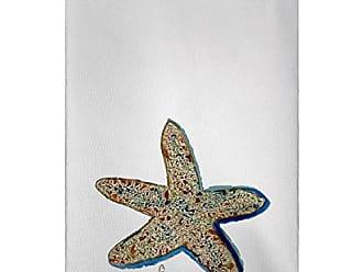 Betsy Drake GT604 Starfish Guest Towel