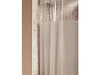 Guest Clear 108 x 72 InterDesign Vinyl Extra-Wide Shower Liner Bathtub Kids Bathroom PVC-Free Mold- and Mildew-Resistant Curtain for Master