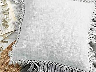 Simons Maison Faded raw cotton cushion 20 x 20